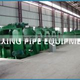 Low cost and high efficiency large size square steel tube making machine - hydraulic cold rolled