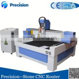 Discount price 3D CNC router/Wood cutting machine for solidwood/MDF/other stone materials JPS1212
