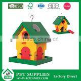 bird house with solar light bird cage favor box