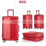 2016 high quality trolley luggage and hot selling abs suitcase from manufacturer China guangdong