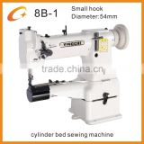 XC-8B-1 Manual operation fuel-injection cylinder bed compound feed heavy buty sewing machine