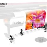 "K3 Passive padiator Automatic damper take up system 54"" 1300mm printer, ROLAND,MIMAKI, EPSON, MUTOH.."