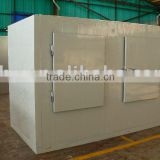 polyurethane flat pack ice freezer room for ice bag storage