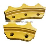 D80 D85 tractor bulldozer undercarriage parts - dozer chain sprocket segment group wheel