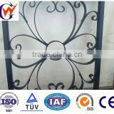 Decorative artificial indoor flower for fence