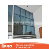 cheap curtain wall unitized curtain wall and reflection glass curtain wall