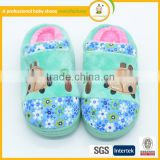 manufacture in zhejiang Wholesale fashion kids child shoes Newborn pink lace fabric Baby Shoe