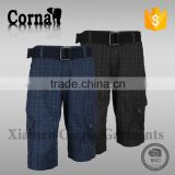 OEM service suitable wear men plus size breathable polyester mens basketball shorts for wholesales