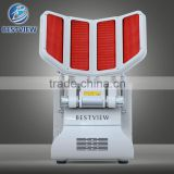Led light therapy galvanic facial machine price blackhead remover mask for skin rejuvenation bio light therapy