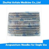 High Quality Hwato Acupuncture Needles for Single Use
