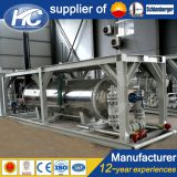 Oilfield equipment oil steam heat exchanger / steam water heat exchanger for sale