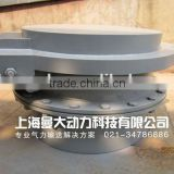 The powder bin self operated differential pressure balance valve/bin breathing valve/top pressure balance valve