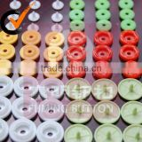 INquiry about snap button/snap fastener/plastic button/button
