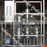 Skid-mounted Short Path Distillation System(lab-scale SPD Unit)