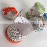 high quality 900ml glass apothecary jars wholesale/cheap apothecary jars /glass container