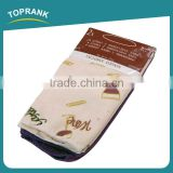 Toprank Exclusive Edition Custom Print Microfiber Towel Set Disposable Microfiber Cleaning Cloth In Roll