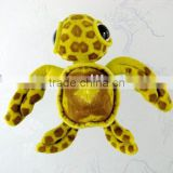plush stuffed turtle windows decoration/ plush sea animal toy