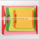 Plastic Cutting Board Set Plastic Chopping Board Set Food Grade Cutting Board