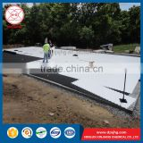 Uhmwpe hdpe plastic flooring for ice skating rink
