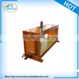 conveyor belt metal detector for timber log wood products.metal detector for wood pellet
