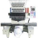 1501 1201 single head cap tubular embroidery machine