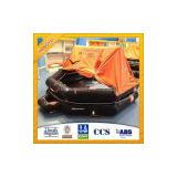 SOLAS KHA-10 Throw Over Board Inflatable Liferaft/Throw-Over Board Liferaft for 10 persons