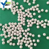 Alumina inert ball of catalyst carrier with high purity
