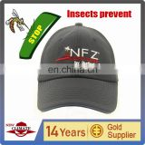 2015 popular insect preventing cap fishing farming tour