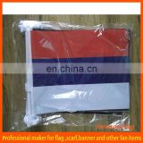 customized country bunting string flag banner