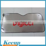Advertising Pop Up Car Sun Shade for Front Windshield