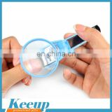 Hot new product cheap customized nail clipper with magnifier
