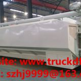 igh quality and competitive price CLW brand 20m3 10tons animal feed transporting truck for sale