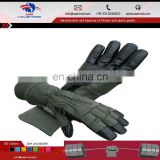 Tactical-Hard-Knuckle- Military gloves pilot glove