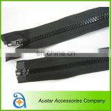 Hot sell plastic zipper for shoes