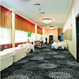 80% NZ Wool and 20% Nylon Axminster Carpet For Banquet Hall