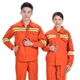 Custom Made Reflective Safety Suit Clothes