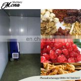 Small stainless steel food freeze dried machine/dried fruit/vegetable/herbs/meat vacuum drying machine