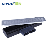 Fresh air grille for ventilation system