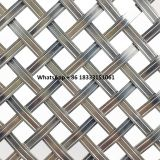China Suppliers decorative plating stainless steel room divider woven metal mesh