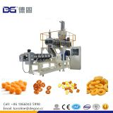 Corn Puff Pop Snack Food Extruder/Corn Curls/Cheese Ball Process Machinery Making Machine