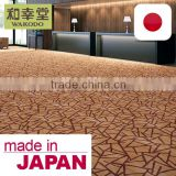 Anti-Static and Heavy Traffic Hotel Reception Decorations Carpet Tile at reasonable prices , Small lot order available