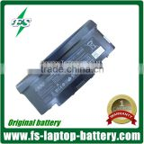 External backup battery for DELL laptop 60NGW battery black 11.1V 55wh