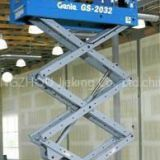I'm very interested in the message 'Self-propelled scissor lifts' on the China Supplier