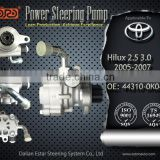 Replacement Parts Power Steering Pump Applied For TOYOTA Hilux VIGO 2008/12 44310 0K040 / 44310 35610                                                                         Quality Choice