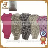 100% cotton Baby Clothing Infant Romper Closeout