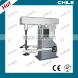 High speed dispersion/dissolver machine for industry paint/printing ink mixing