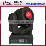 LED gobo projector mini moving head / 10W high brightness LED gobo projector