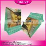 best selling!custom printed plastic toast bread packaging bags,opp bakery bag