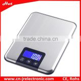 15KG stainless steel electronic balance scale food scale digital scale kitchen scale and weighing scale