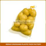100% HDPE recycle material cheap plastic mesh bag